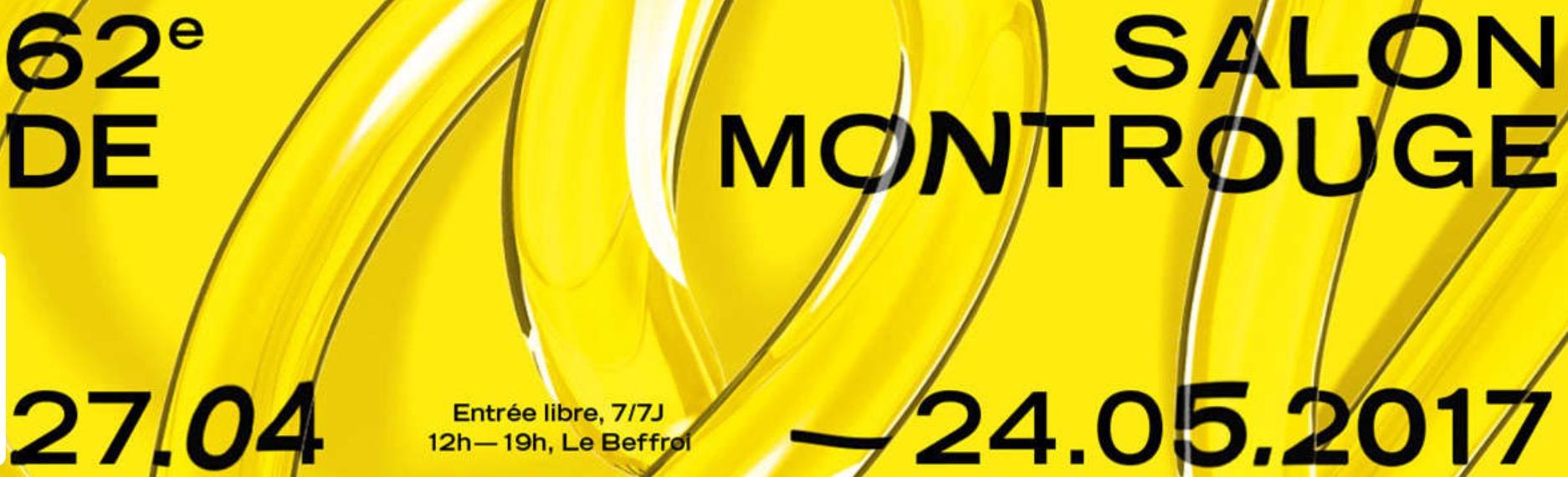 [SALON] 27.04→24.05 – 62E SALON DE MONTROUGE