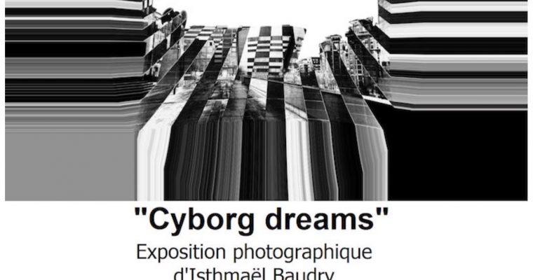 [EXPO] 05→12.05 – ISTHMAËL BAUDRY – CYBORG DREAMS – LE TETRIS LE HAVRE
