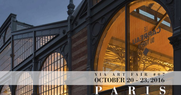 YIA ART FAIR #7 – CARREAU DU TEMPLE – PARIS