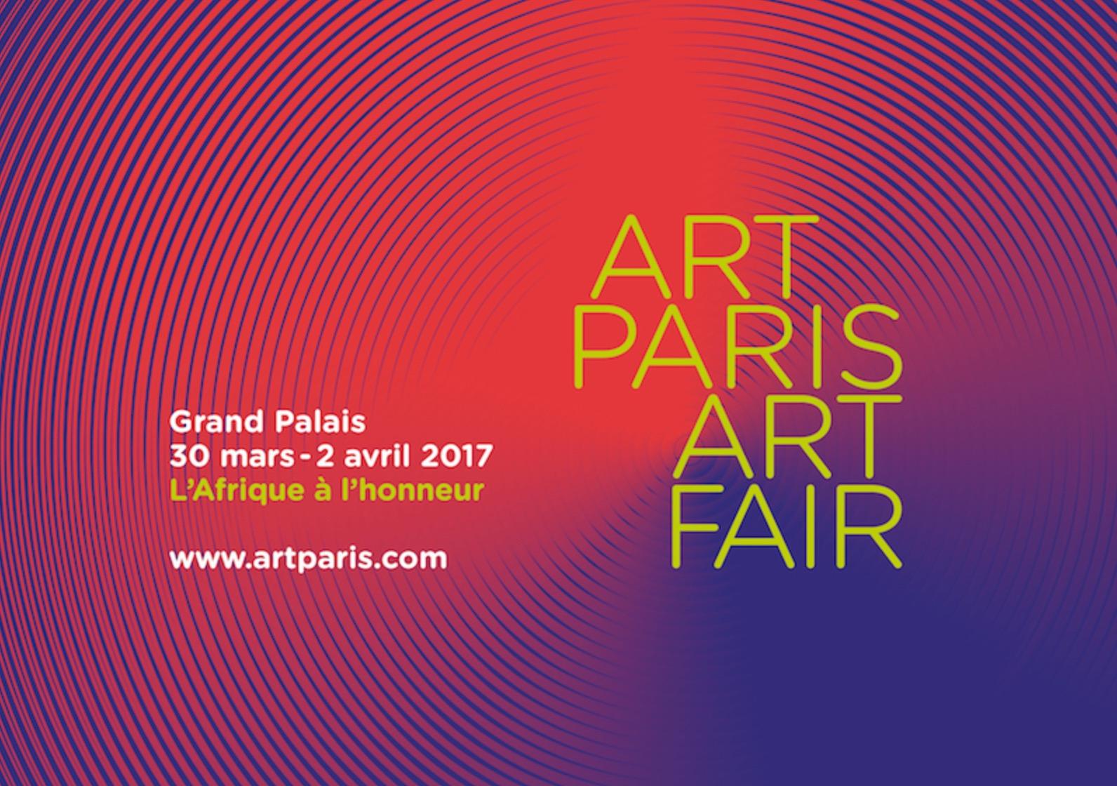 ART PARIS ART FAIR 2017 – GRAND PALAIS PARIS
