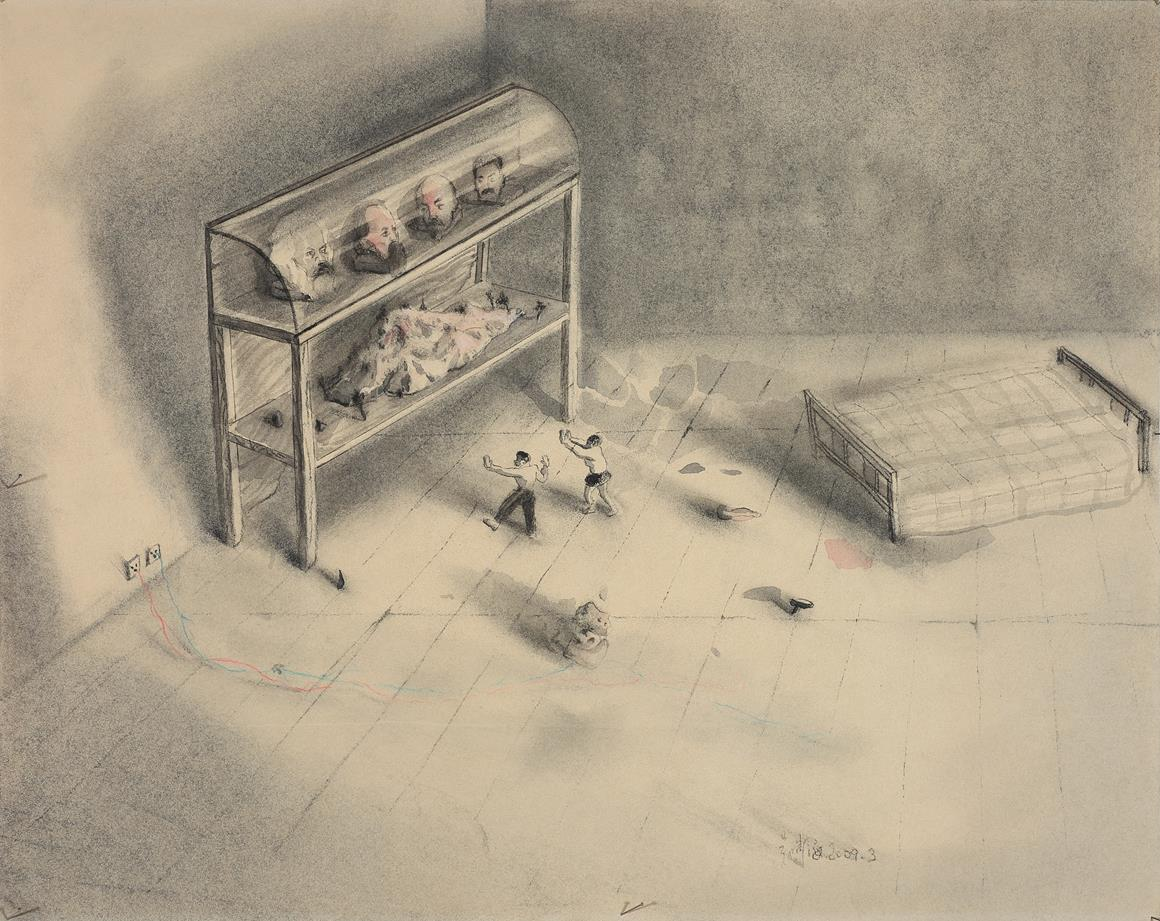 [EXPO] 14.04 au 13.05 – WU XIAOHAI – DESTIN – Galerie Patricia Dorfmann PARIS