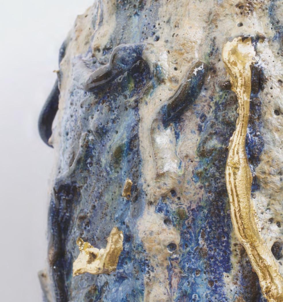 [EXPO] 04 au 28.05 – King Houndekpinkou – De passage sur Terre – GALERIE VALLOIS Paris