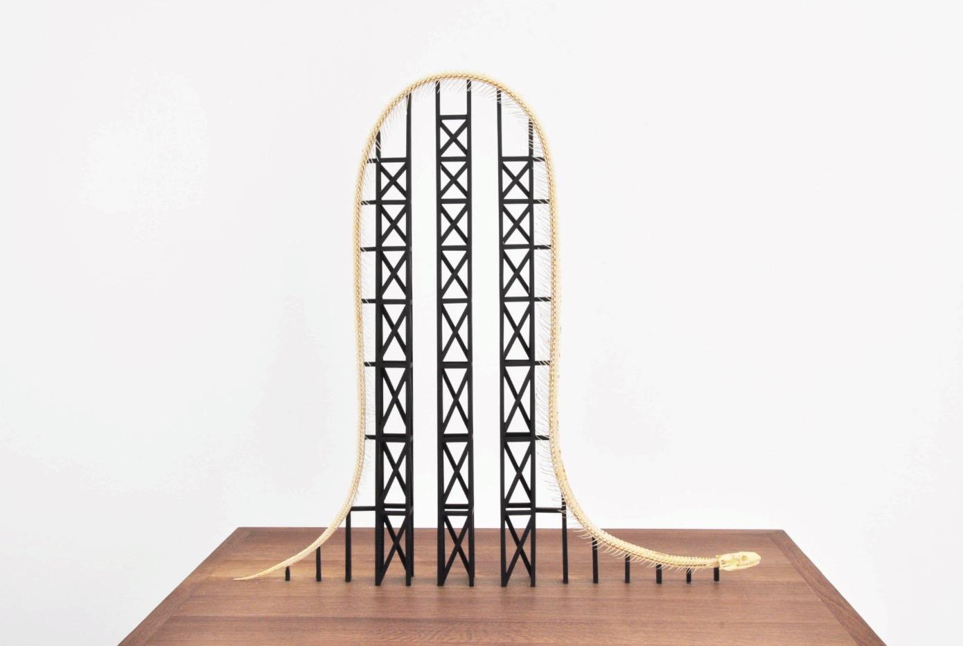 [EXPO] 20.05 au 13.07 – Céline CLÉRON – L'horizon des événements – Galerie Papillon Paris