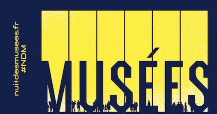 [FESTIVAL] 20.05 – 13e édition de la Nuit européenne des musées