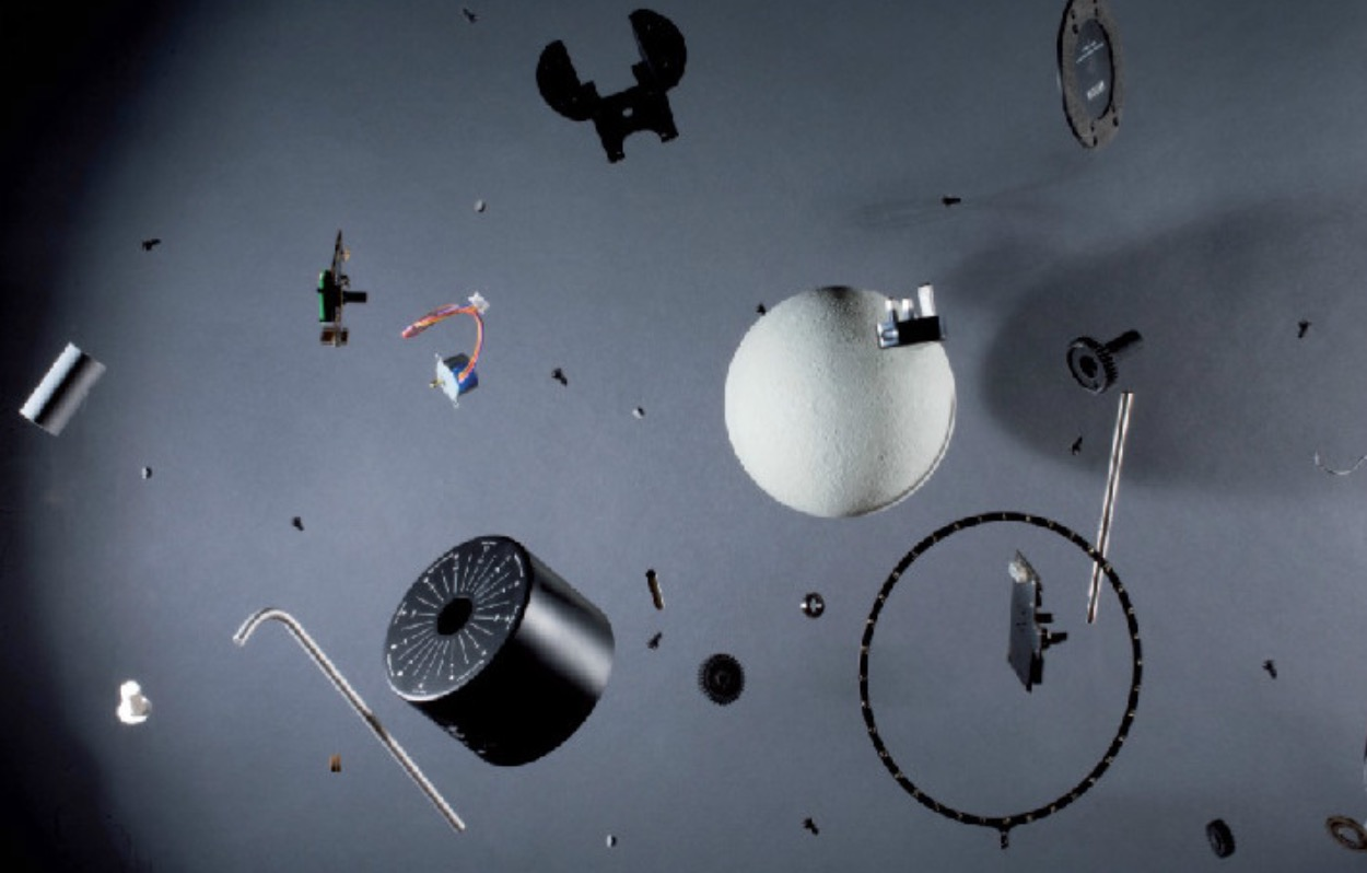 [EXPO] 19.05 au 21.06 – Oscar Lhermitte & Studio Kudu – MOON – Galerie Tator Lyon