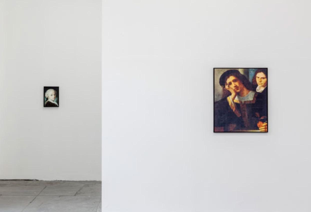 [EXPO] 25.05 au 08.07 – Anne-James Chaton – Peintures et dessins – Galerie Porte Avion Marseille
