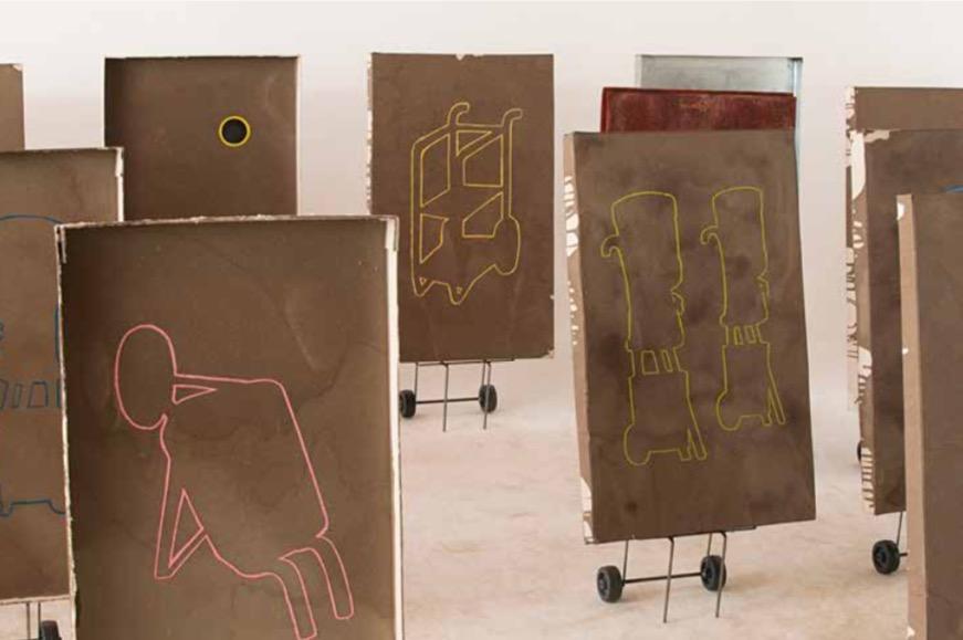[EXPO] 09.06 ▷ 09.09 – Debora Bolsoni – (No names, but names) – Drawing Lab Paris