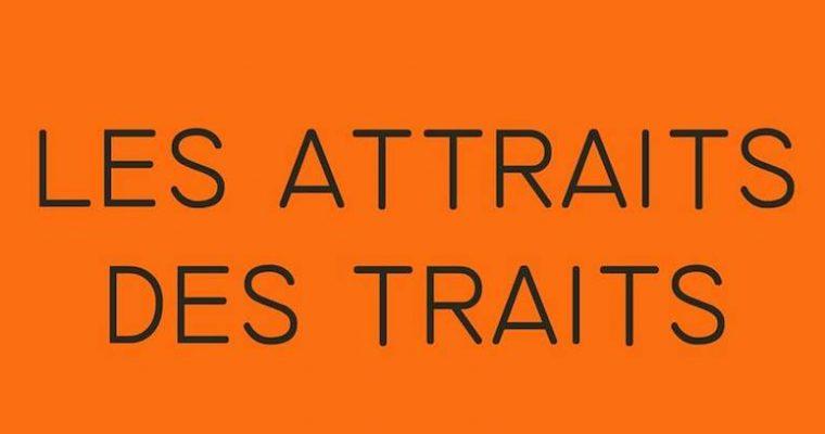 [EXPO] 06 au 16.07 – Collectif 0,100 – Les attraits des traits –La Laiterie Bordeaux