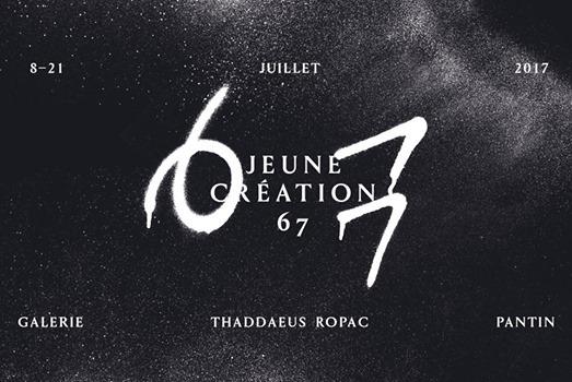 [EXPO] 08 au 21.07 –67eédition de Jeune Création –galerie Thaddaeus Ropac Pantin