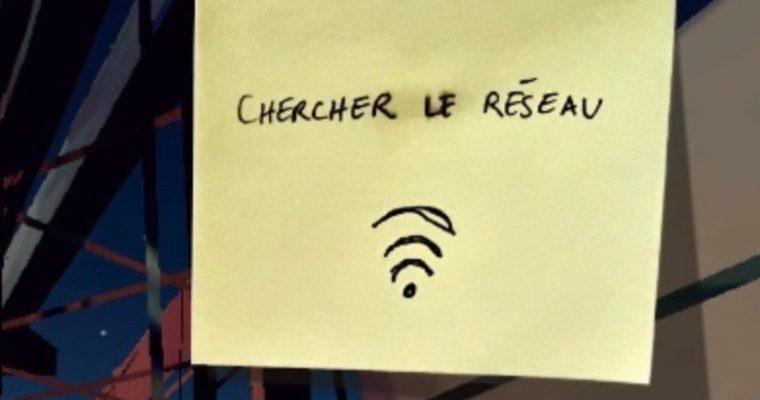 [EXPO] 16 au 21.06 – Chercher le réseau – Garage MU, Paris