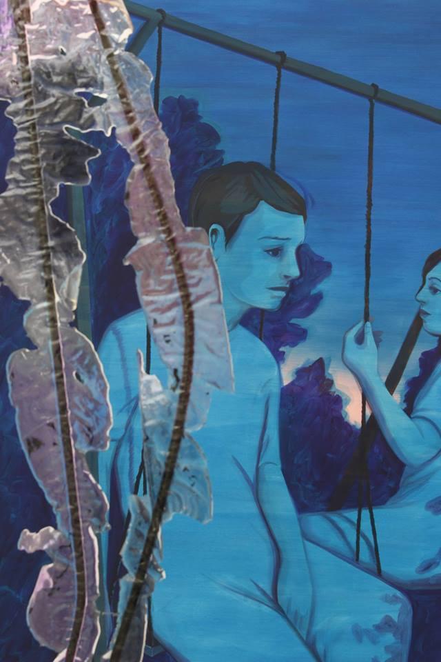 [EXPO] 10.06 au 29.07 – Lise STOUFFLET & Romain VICARI – The Smell of the Moon – Galerie BUGADA & CARGNEL Paris