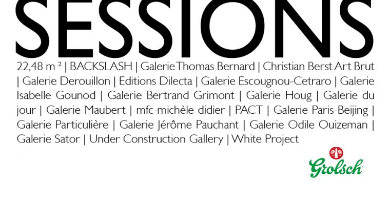 [EXPO] 29.06 au 29.07 – SESSIONS – Galerie Paris-Beijing Paris