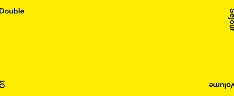 [LANCEMENT] 27.06 – Double Séjour __ Volume 01 – Espace Pilote Paris