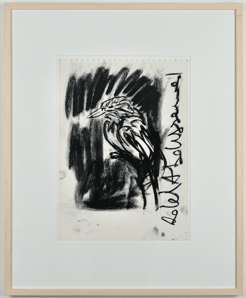 Adel Abdessemed, Birds, 2014, Galerie Rabouan Moussion