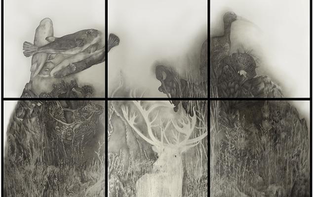 [EXPO] 01.08 ▷ 07.09 –Hélène Muheim –PAYSAGES – HORIZONS – GalerieValérie Delaunay Paris