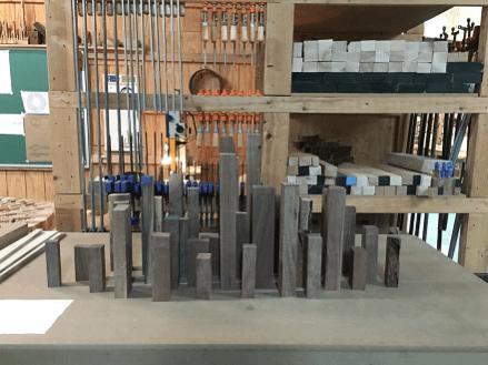[EXPOSITION] 02/09 ▷07/10 – James MCNAAB – STRUCTURE – Galerie Magda Danysz– PARIS