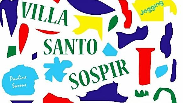 [EXPOSITION] 26/08 ▷ 30/09 – VILLA SANTO SOSPIR – Jogging – Marseille