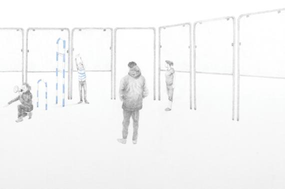 [EXPOSITION] 02/09 ▷ 22/10 – Massinissa Selmani –Les Choses que vous faites m'entourent – Galerie Anne-Sarah Bénichou– Paris