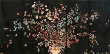 Nancy Friedemann-Sández - Cornucopia - 2017 - H Gallery