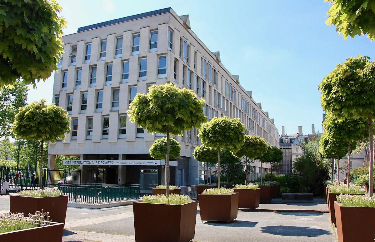 [RÉSIDENCE ARTISTIQUE] Commissions automne 2017 – Cité internationale des arts Paris