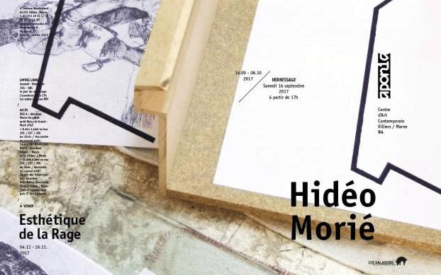 [EXPOSITION] 16/09 ▷ 08/10 – HIDEO MORIE – APONIA, Centre d'art contemporain – Villiers sur Marne