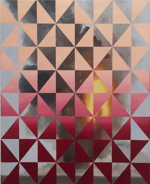 Exposition_Tremblements_Galerie Valérie Delaunay_Coraline de Chiara_Troisième souffle