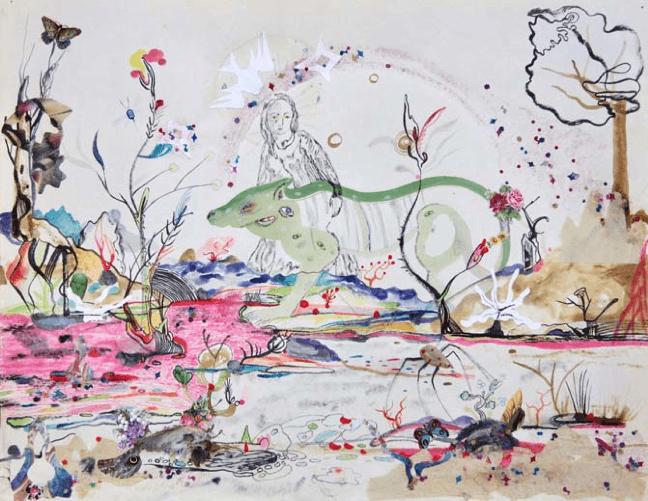 [EXPOSITION] 19/09 ▷ 27/10 – COLLISIONS – Galerie Catherine Putman – Paris