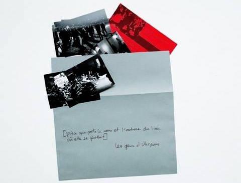 [EXPOSITION] 22/09 ▷ 18/11 – les gens d'Uterpan – Génuflexions – Galerie Salle Principale – Paris