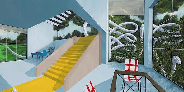 [EXPOSITION] 05 ▷ 28/10 – Mickaël Doucet – Shao Huo – Galerie Charron – Paris