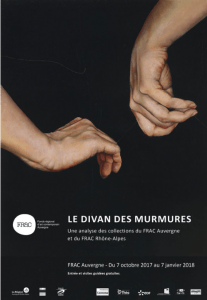 LE DIVAN DES MURMURES FRAC AUVERGNE
