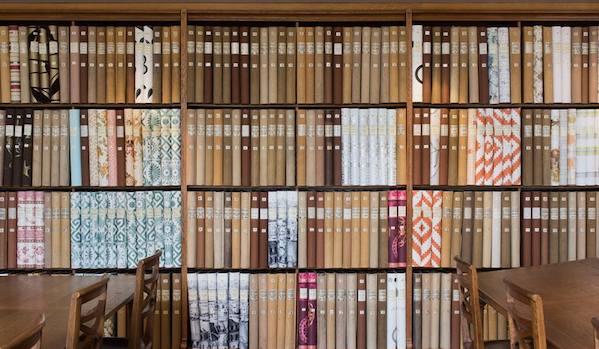 exposition 11 09 19 01 2018 mehryl levisse de l 39 importance du motif biblioth que des. Black Bedroom Furniture Sets. Home Design Ideas