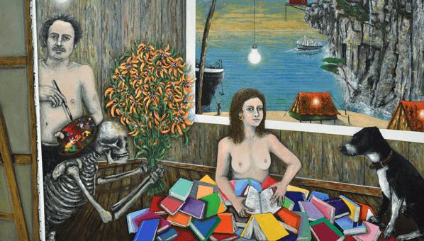 [EXPOSITION] 14/10 ▷ 18/11 – ERIC CORNE – LE CONTRE-CIEL – Galerie Patricia Dorfmann – Paris