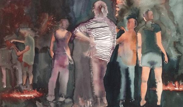 [EXPOSITION] 26/10 ▷ 17/11 – Patricia Maincent – Les Plus Qu'Humains – Galerie de la Voûte – Paris