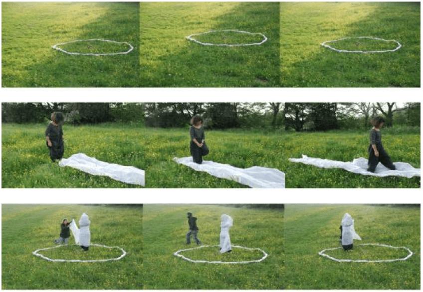 Jooyoung Kim, Nomade Project, 2012, Nirvana de l'âme Wolsingham, U.K._Asia Now 2017