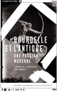 Bourdelle et l'antique- Musée Bourdelle Paris