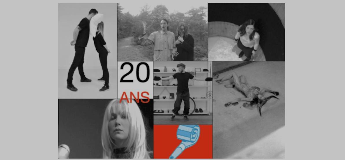 [Evénement] 02/12 – 20 ansPerformances – Maison des arts de Malakoff
