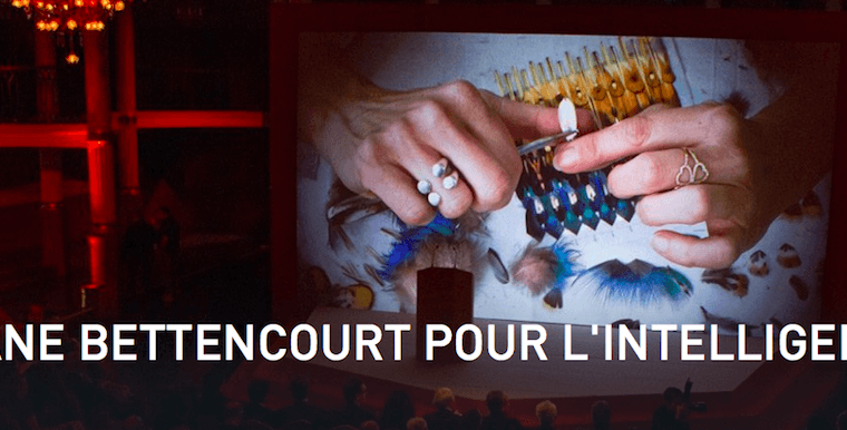 APPEL À CANDIDATURES DE L'ÉDITION 2018 DU PRIX LILIANE BETTENCOURT POUR L'INTELLIGENCE DE LA MAIN