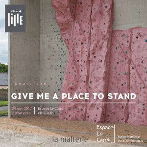 La Malterie Lille Give me a place to stand