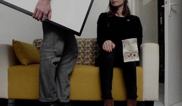[EXPOSITION] 25/11 – Elise Bergamini&Jean-Michel Boulaire – Court Séjour au Salon – Paris 20