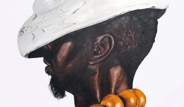 [EXPOSITION] 09/11 ▷ 22/12 – Fahamu Pecou – Black Magic – Backslash – Paris