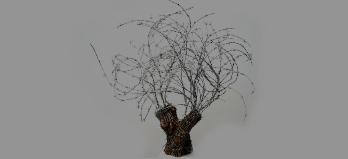 [EXPOSITION] 02/12 ▷ 13/01 – Abdul Rahman Katanani – Hard Core – Galerie Magda Danysz – Paris