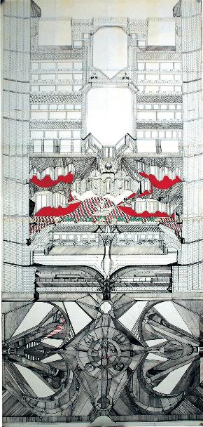 Hétérotopies_Exposition_Galerie Christian Berst Art Brut