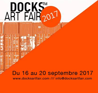 Docks Art Fair 2017 - Lyon - Partenariat