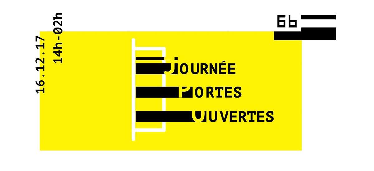 [PORTES OUVERTES] ▷16.12 – LE 6b Portes Ouvertes 2017 – Saint-Denis