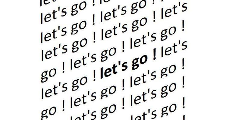 [EXPOSITION] 06 ▷ 22/12 – Let's go ! – Galerie Jeune Création – Paris