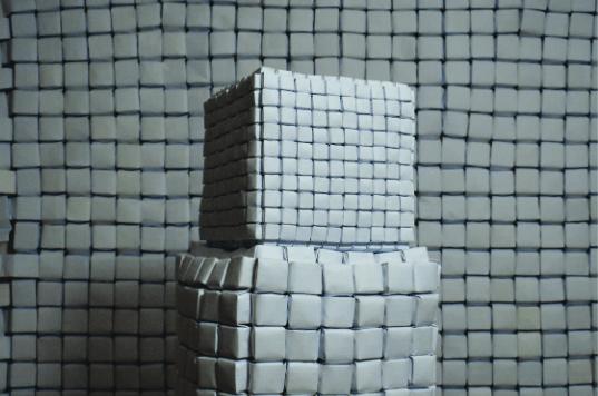 Afour Rhizome,Installation-kit_Emplacement Provisoire_Galerie du Crous