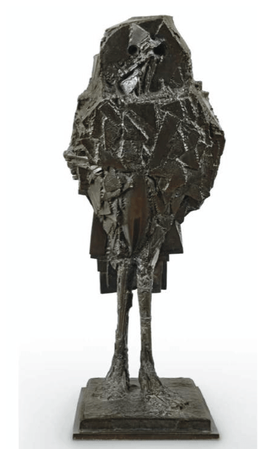 César, Hibou, Galerie Najuma.