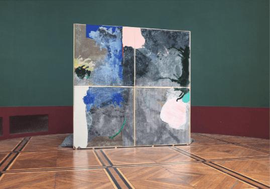 Côme Clérino_VERSO_exposition_Emplacement Provisoire_Galerie du Crous