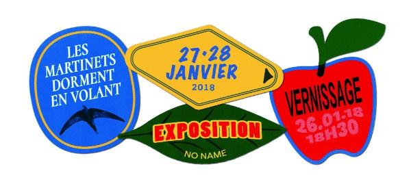 [EXPOSITION] 27 & 28/01 – Les Martinets dorment en volant– CRAC Alsace – Altkirch