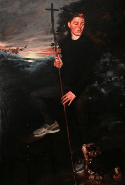 Jean-Baptiste Boyer_Les exposition_Agneaux Perdus_GalerieLaure Roynette